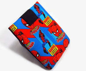 etsy, marvel comics, and tablet sleeve image
