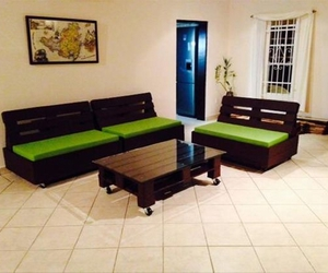 couches, pallet couch, and pallets couches image