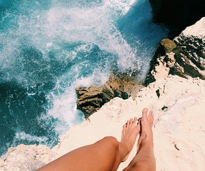 summer, sea, and vibes image