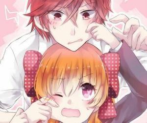 anime, gekkan shoujo nozaki-kun, and chiyo sakura image