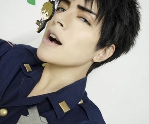 cosplay, sousuke, and free! image
