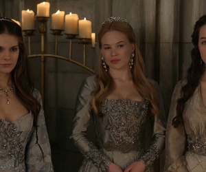 lady kenna, reign, and lady lola image