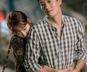 asian, couple, and girls image