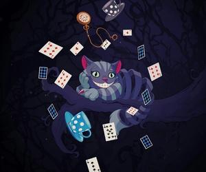 aventura, fantasia, and gato sorridente image