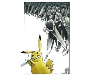 pokemon, pikachu, and love image