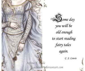 fairytale and quote image