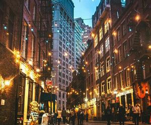 city, life, and lights image