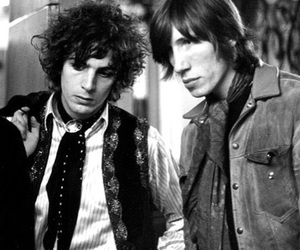 roger waters, Pink Floyd, and syd barrett image