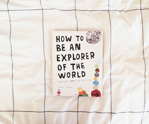 book, world, and explore image