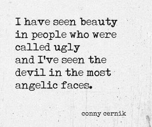 beauty, deep, and quotes image