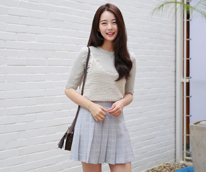 kfashion, fashion, and korean fashion image