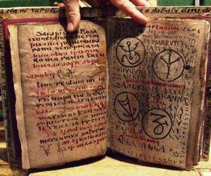 book and necronomicon image