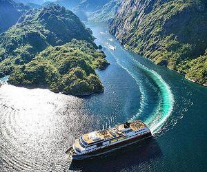 sea, summer, and amazing image