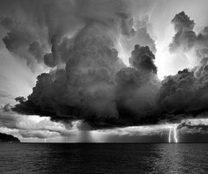 clouds, photography, and nature image