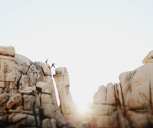 rock, photography, and adventure image