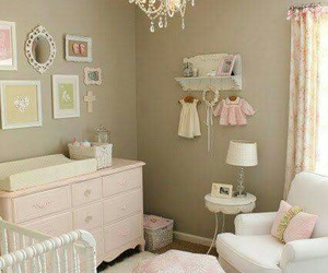 room, baby girl, and future image