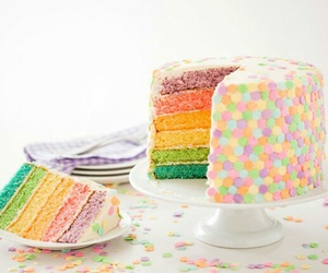 birthday, color, and cake image