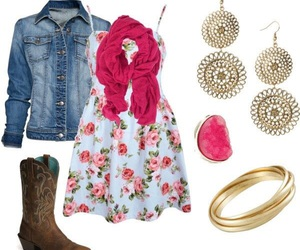 fashion, outfits, and country outfits image