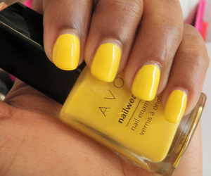 avon, nailpolish, and nails image