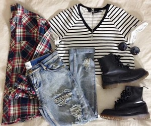 cool, outfit, and cute image
