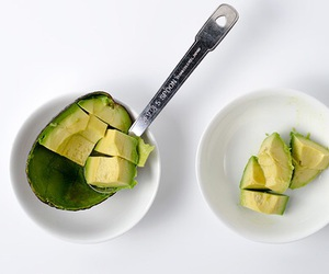food, avocado, and green image