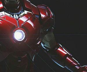 iron man, Avengers, and Marvel image