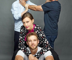 bates motel, max thieriot, and Nestor Carbonell image