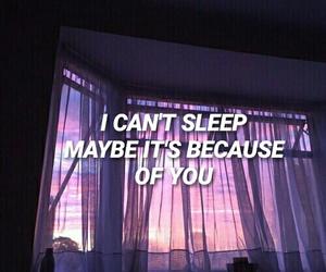 you and sleep image