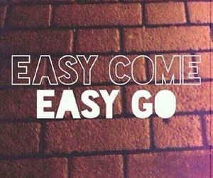 Easy, go, and come image