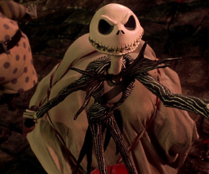 disney and the nightmare before christmas image