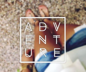 adventure, nature, and outfit image