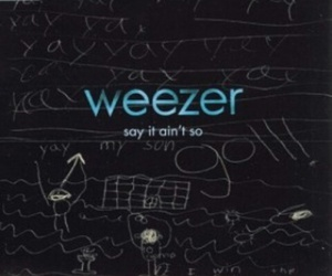 band, song, and weezer image
