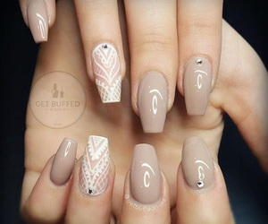 claws, fashion, and long nails image
