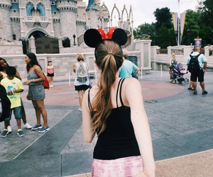 blond, disney, and Dream image