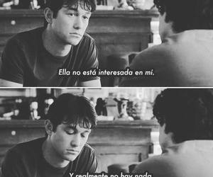 500 Days of Summer, loneliness, and quote image