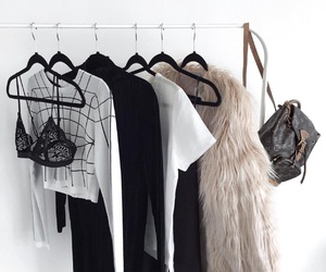 bralette, fashion, and closet image