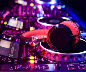 dj, electronic music, and electronica image