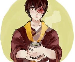 anime, avatar, and zuko image