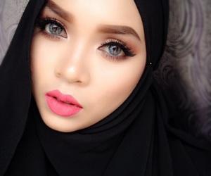 asian, makeup, and love image