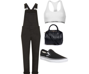 outfits, calvinklein, and Polyvore image