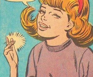 boys, comic, and pop art image