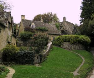bibury, gloucestershire, and villages image