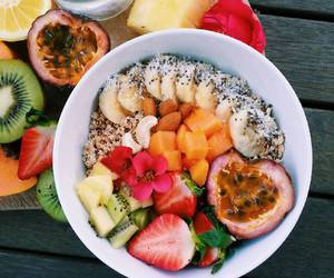 breakfast, FRUiTS, and food image