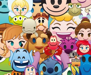 beauty and the beast, finding nemo, and toy story image