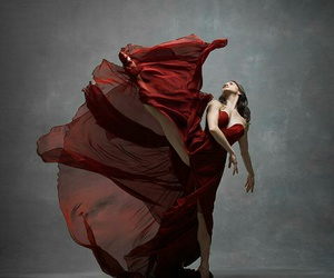 ballerina, dancer, and beautiful image