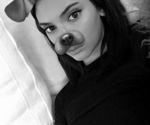 kendall jenner, snapchat, and Kendall image