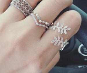 diamond, jewelry, and fashion image