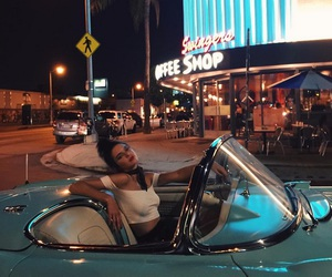 kendall jenner, car, and Kendall image