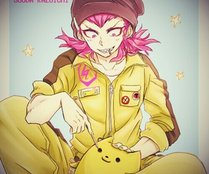 anime, kazuichi, and danganronpa image