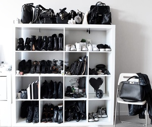 accessories, bag, and shoes image